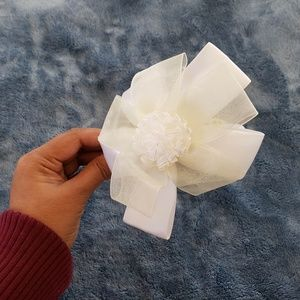 Spring Easter or flower girl headband